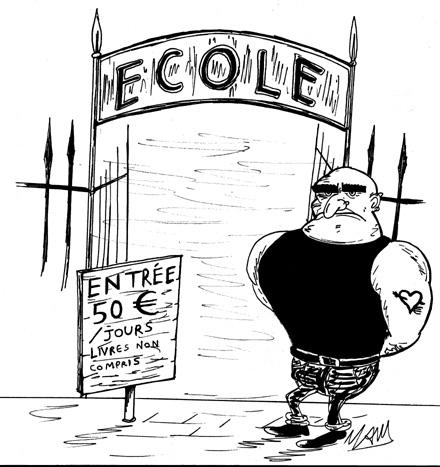 """Résultat de recherche d'images pour """"caricatures école publique et capitalisme"""""""