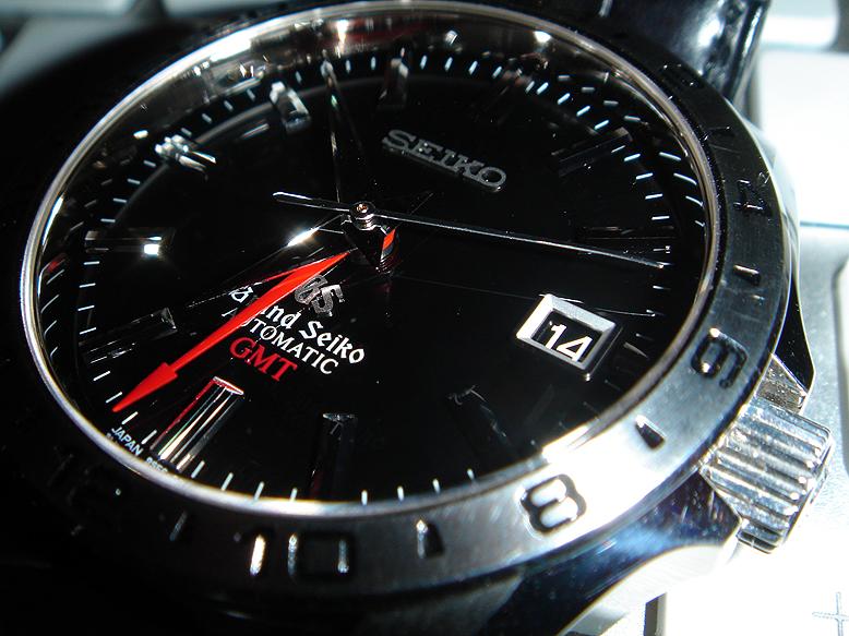 Grand Seïko, j'aime... GS1