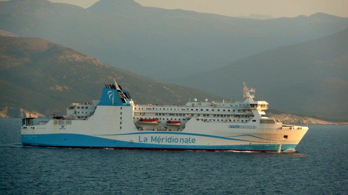 Cap Corse, juillet 2011