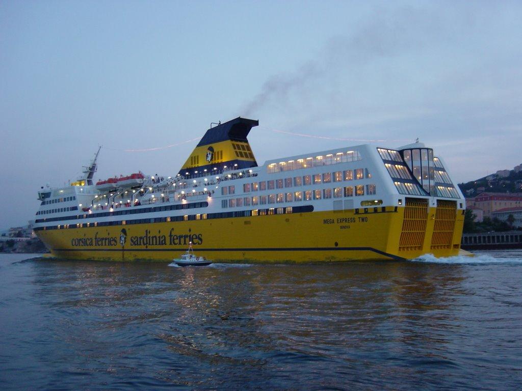 bateau m express 2