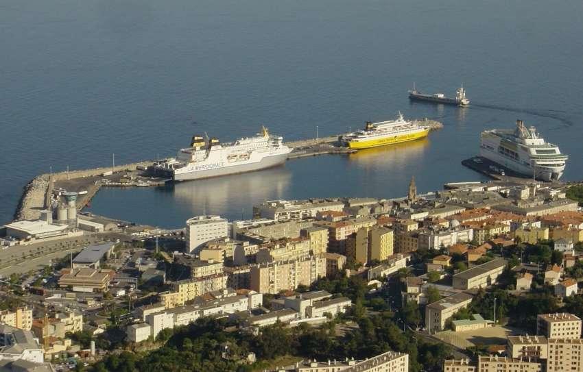 Bilan 2017 Du Port De Bastia 1er Port De Corse Trafics Passagers