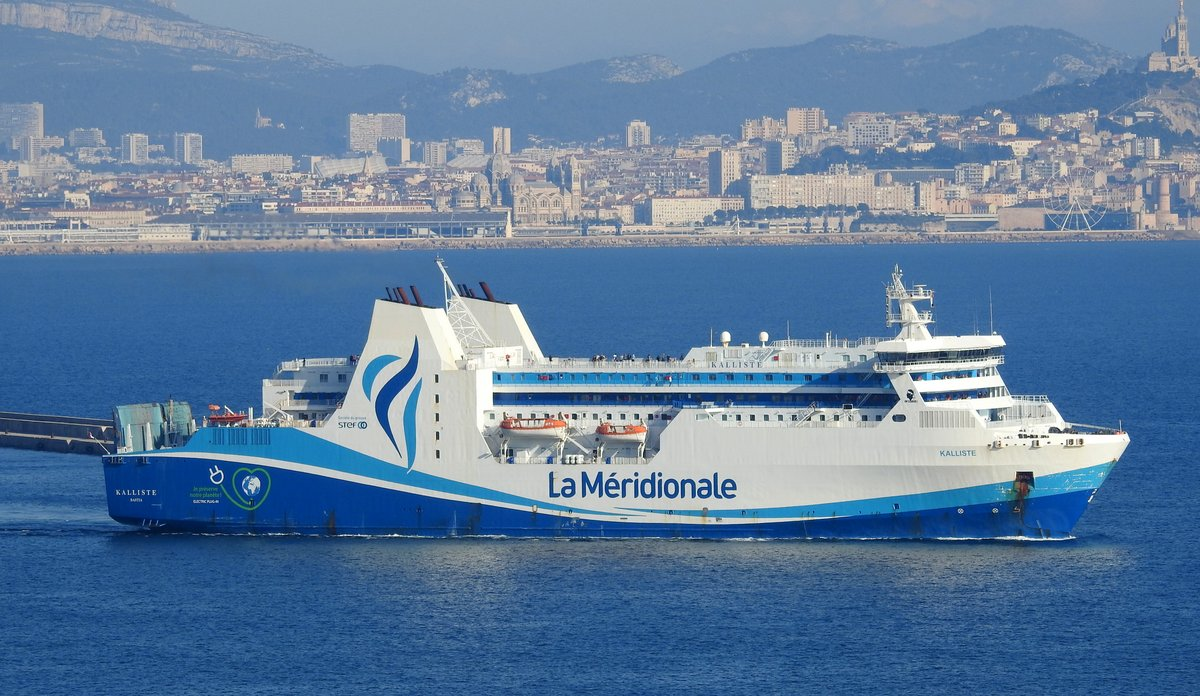 Marseille, juin 2018 ; photo : Nicolas Giovannetti