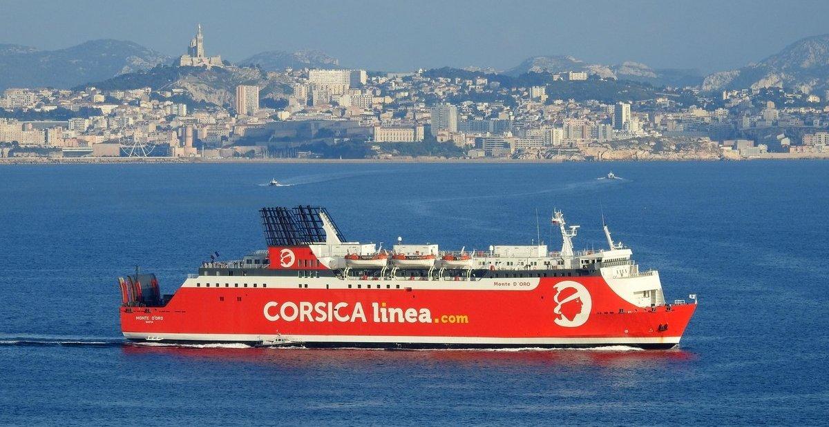 c2e680f180 Le Monte d'Oro quittant Marseille, en juin 2018; photo : Nicolas Giovannetti