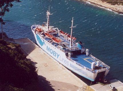 Bonifacio, mai 2003