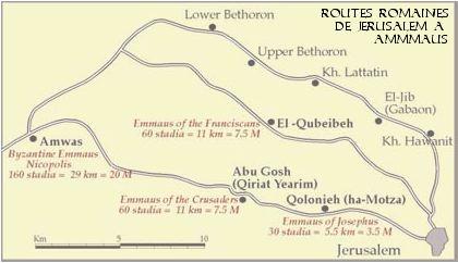 voies romaines judée
