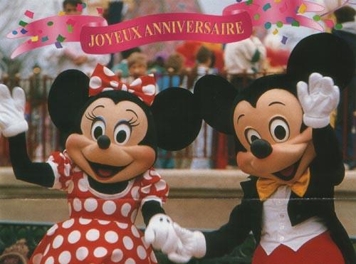 Disneyland Paris Les 10 Ans