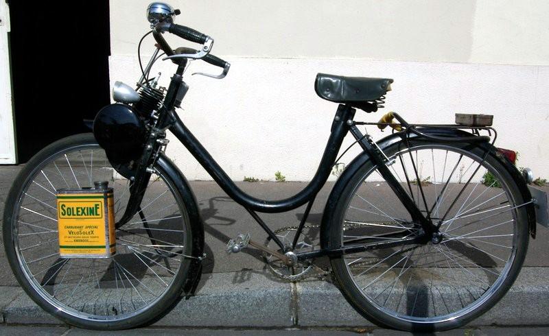 roue solex 650