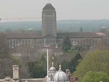 bibliothèque université Cambridge