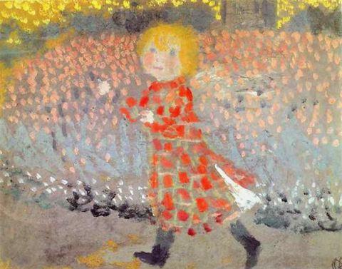 """Résultat de recherche d'images pour """"la petite fille a la robe rouge"""""""