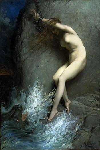 Gustave Doré Dore-andromede
