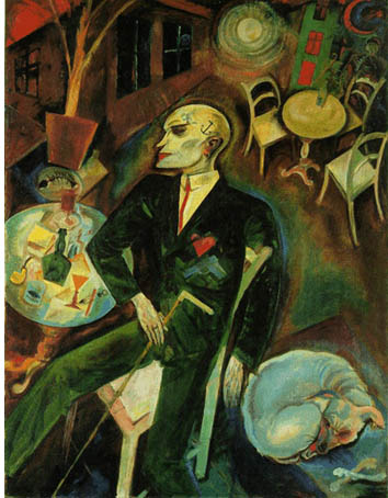 George Grosz Lovesick