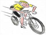 illustration exercice - © www.LesVelosDePatrick.com tous droits r�serv�s