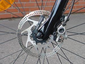 frein � disque hydraulique