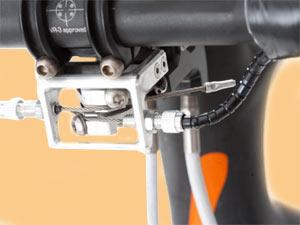 frein � disque hybride