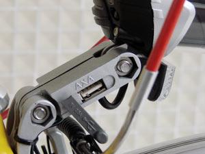 montage r�gulateur USB