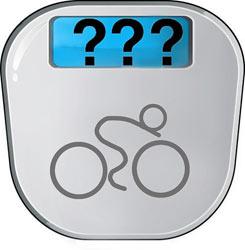 illustration poids vélos