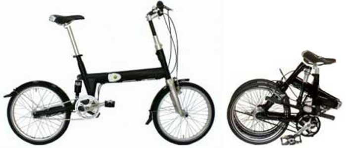 Amiiva folding bike - © www.LesVelosDePatrick.com tous droits réservés