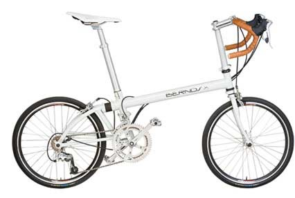 Bernds drop handlebar folding bike - © www.LesVelosDePatrick.com tous droits réservés