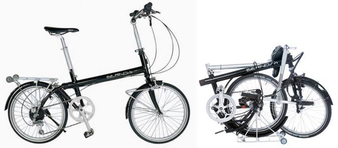 Bernds touring folding bike - © www.LesVelosDePatrick.com tous droits réservés