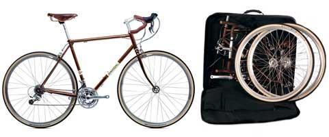 Dahon Tournado 700 folding bike - © www.LesVelosDePatrick.com tous droits réservés