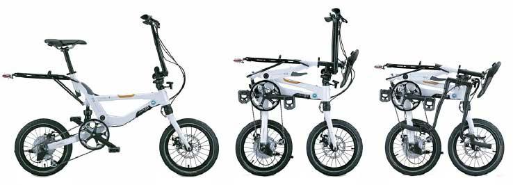 Topeak Jango Flik folding bike - © www.LesVelosDePatrick.com tous droits réservés