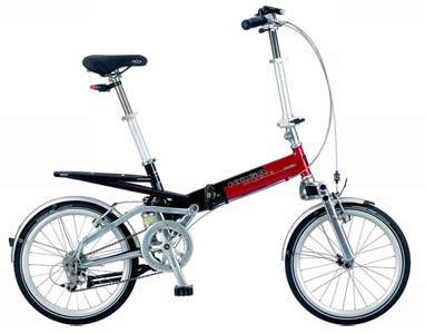 Koga Miyata Founder S folding bike - © www.LesVelosDePatrick.com tous droits réservés