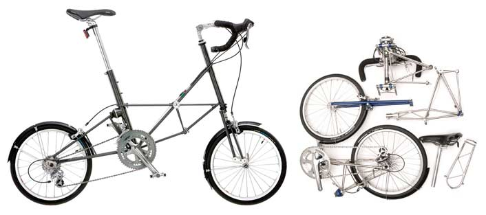 Moulton Road folding bike - © www.LesVelosDePatrick.com tous droits r�serv�s