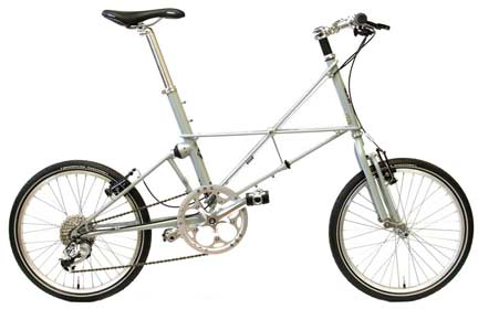 Moulton City folding bike - © www.LesVelosDePatrick.com tous droits r�serv�s