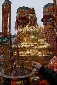 De l'encens pour Bouddha