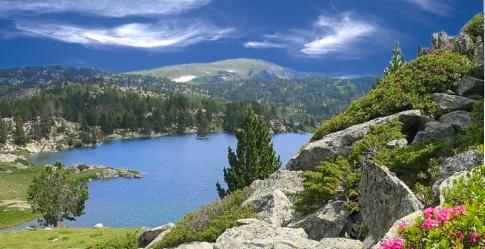 vacances a la montagne france